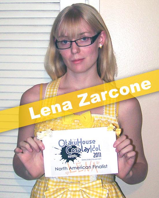 Otaku House Cosplay Contest Finalist - Lena Zarcone