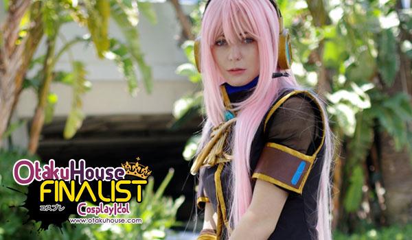 Otaku House Cosplay Idol Contest Finalist - Lena Zarcone