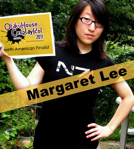 Otaku House Cosplay Contest Finalist - Margaret Lee