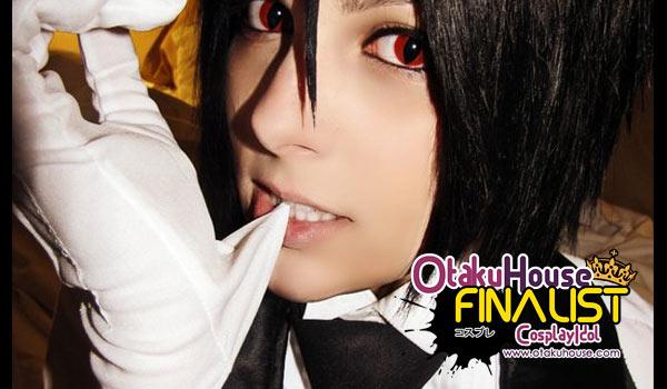Otaku House Cosplay Idol Contest Finalist - Mary Clements
