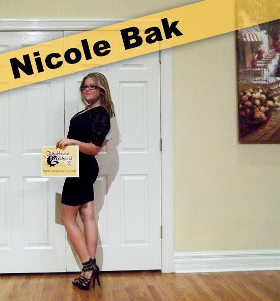Otaku House Cosplay Contest Finalist - Nicole Bak