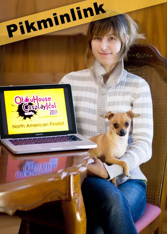 Otaku House Cosplay Contest Finalist - Pikminlink
