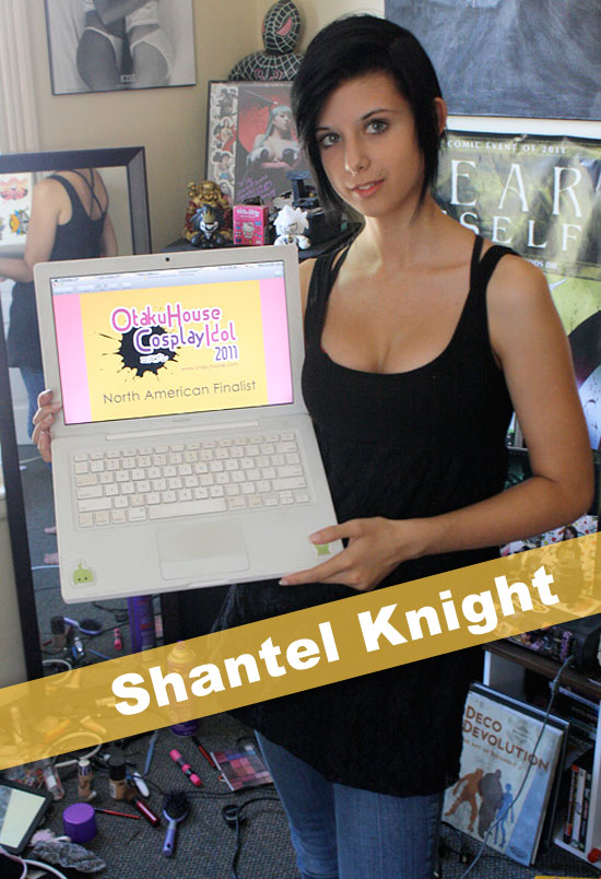 Otaku House Cosplay Contest Finalist - Shantel Knight