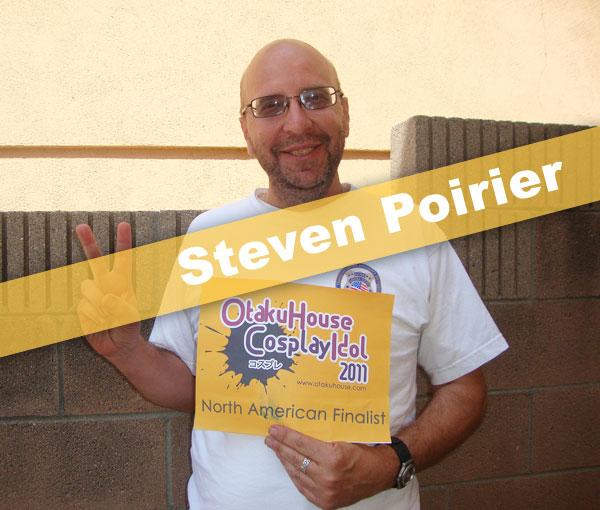 Otaku House Cosplay Contest Finalist - Steven Poirier