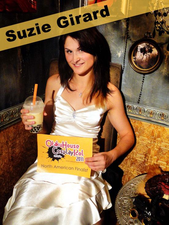 Otaku House Cosplay Contest Finalist - Suzie Girard