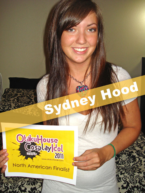 Otaku House Cosplay Contest Finalist - Sydney Hood