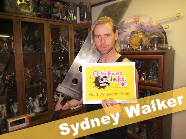 Otaku House Cosplay Contest Finalist - Sydney Walker
