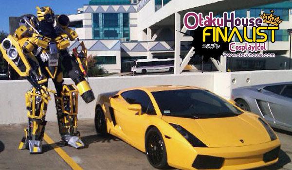 Otaku House Cosplay Idol Contest Finalist - Thomas Depetrillo
