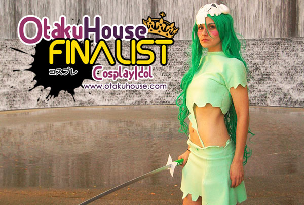 Otaku House Cosplay Idol North American Finalist - Cori Templeton as Nelliel (Bleach)