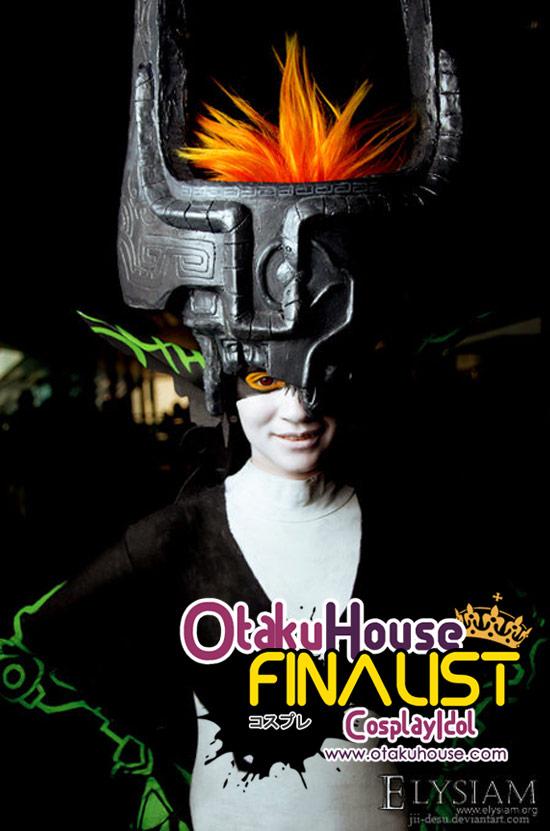 Otaku House Cosplay Contest Finalist - Jii B (Midna)