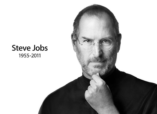 And then Steve came along. (My tribute to Steve Jobs)