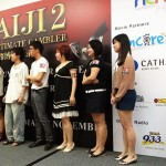 Contestants for the Kaiji 2 Game