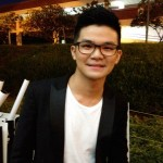 93.3 DJ Kun Wah, presenter for the Meet-The-Fans session