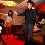 Kaiji 2 Movie Press Conference with Tatsuya Fujiwara