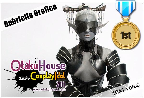 Otaku House Cosplay Idol (Europe) - No. 1