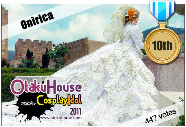 Otaku House Cosplay Idol (Europe) - No. 10
