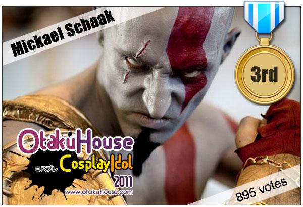 Otaku House Cosplay Idol (Europe) - No. 3