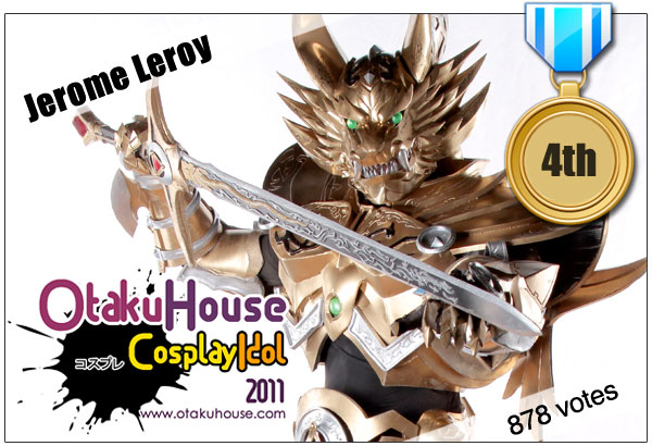 Otaku House Cosplay Idol (Europe) - No. 4