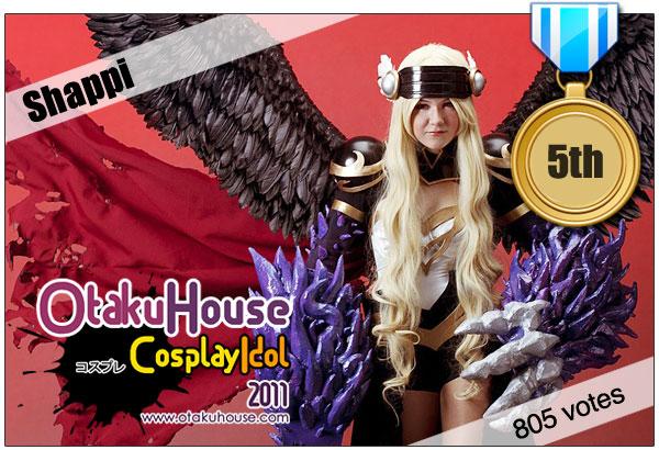 Otaku House Cosplay Idol (Europe) - No. 5
