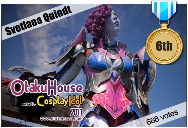 Otaku House Cosplay Idol (Europe) - No. 6