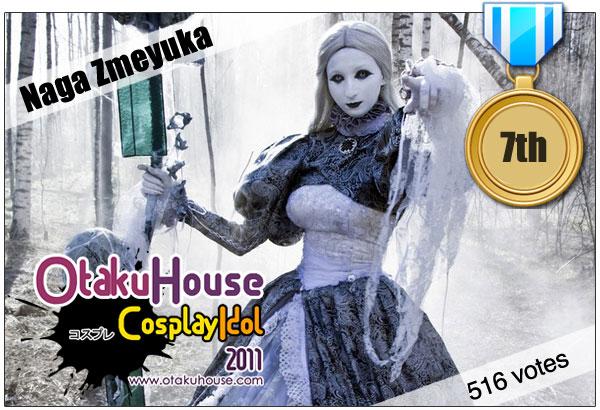 Otaku House Cosplay Idol (Europe) - No. 7