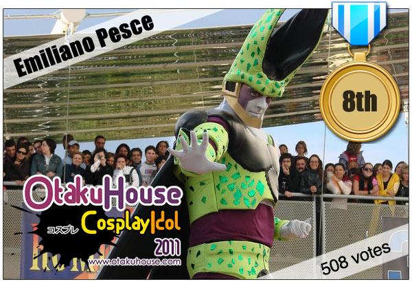 Otaku House Cosplay Idol (Europe) - No. 8