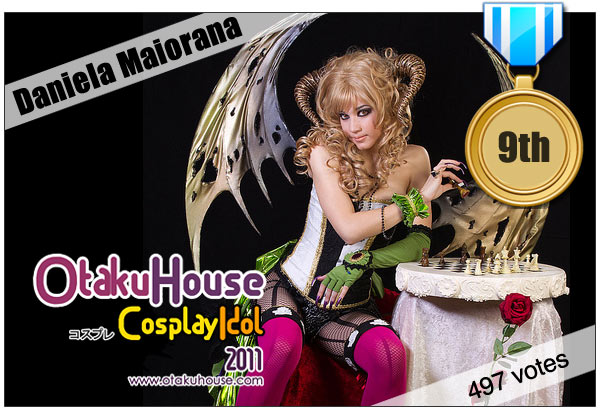 Otaku House Cosplay Idol (Europe) - No. 9