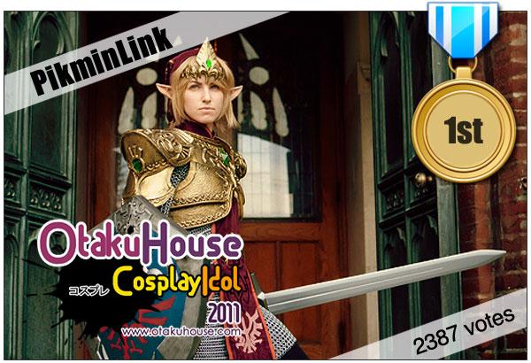 Otaku House Cosplay Idol - North America - No. 1