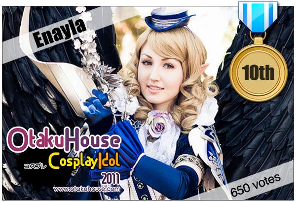 Otaku House Cosplay Idol - North America - No. 10