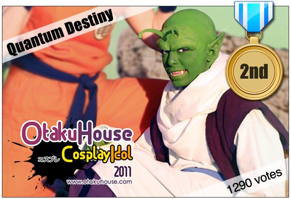 Otaku House Cosplay Idol - North America - No. 3