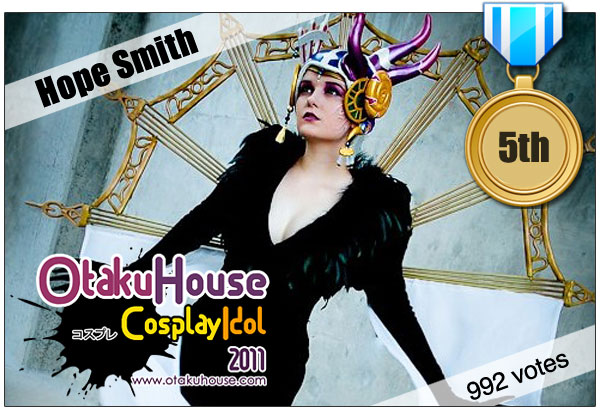 Otaku House Cosplay Idol - North America - No. 5