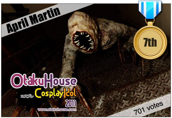 Otaku House Cosplay Idol - North America - No. 7