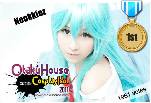 Otaku House Cosplay Idol (Asia-Pacific) - No. 1