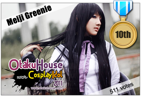Otaku House Cosplay Idol (Asia-Pacific) - No. 10