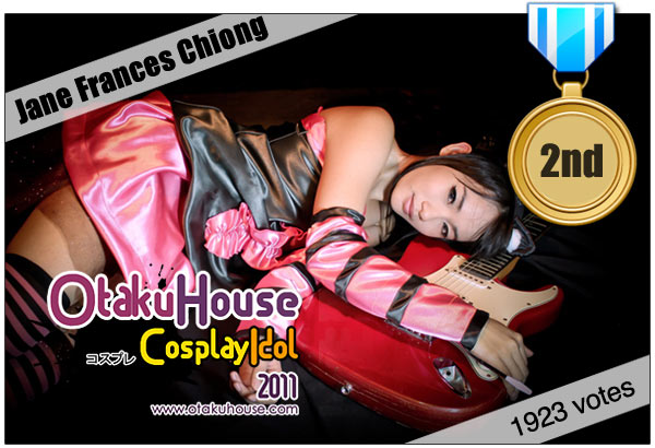 Otaku House Cosplay Idol (Asia-Pacific) - No. 2