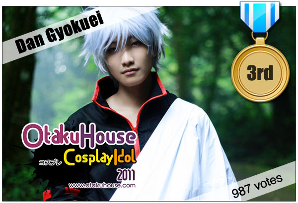Otaku House Cosplay Idol (Asia-Pacific) - No. 3