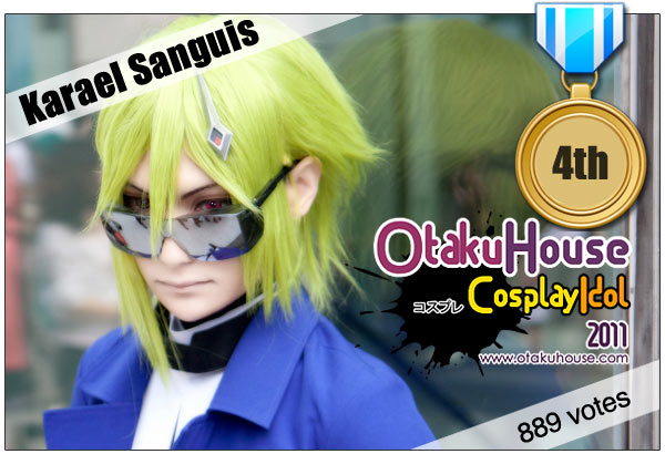 Otaku House Cosplay Idol (Asia-Pacific) - No. 4