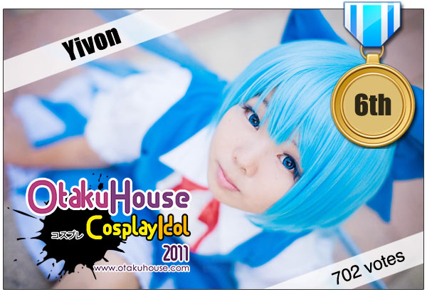 OFFICIAL TOP 10! Otaku House Cosplay Idol 2011 – Asia-Pacific