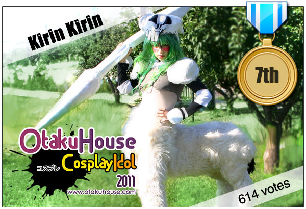 Otaku House Cosplay Idol (Asia-Pacific) - No. 7