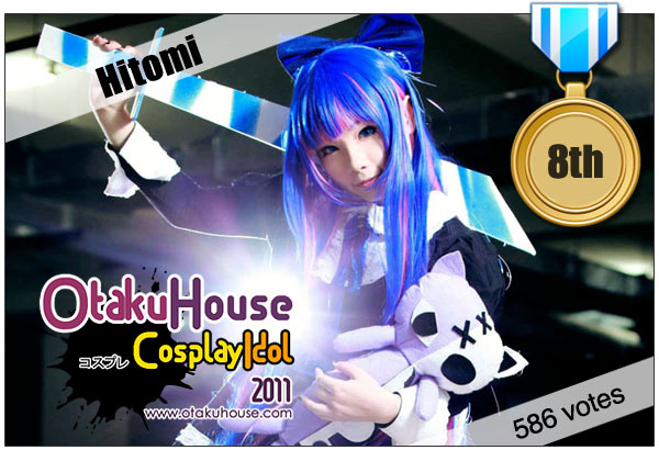 Otaku House Cosplay Idol (Asia-Pacific) - No. 8