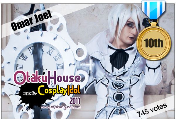 Otaku House Cosplay Idol (Latin America) No. 10