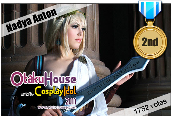 Otaku House Cosplay Idol (Latin America) No. 2