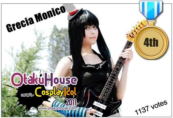 Otaku House Cosplay Idol (Latin America) No. 4