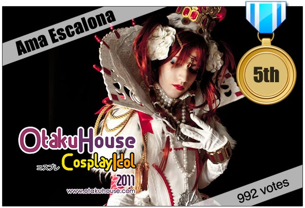 Otaku House Cosplay Idol (Latin America) No. 5