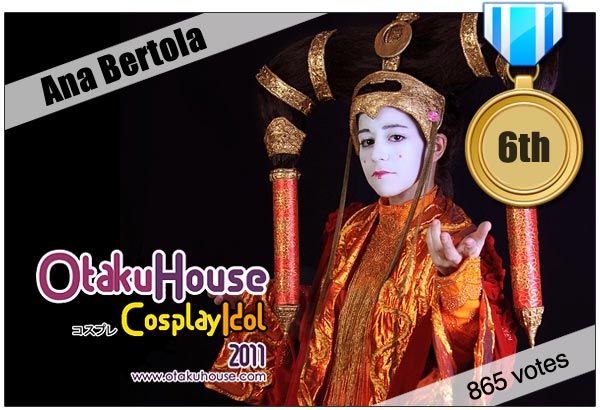 Otaku House Cosplay Idol (Latin America) No. 6
