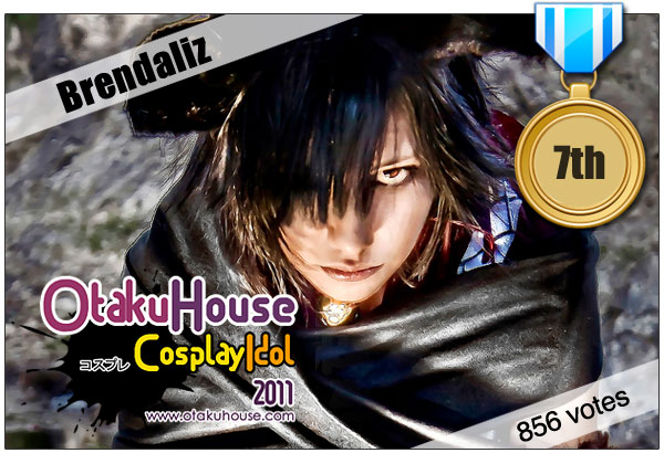 Otaku House Cosplay Idol (Latin America) No. 7