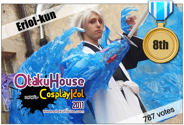 Otaku House Cosplay Idol (Latin America) No. 8