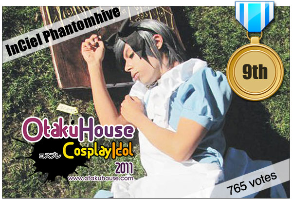 Otaku House Cosplay Idol (Latin America) No. 9
