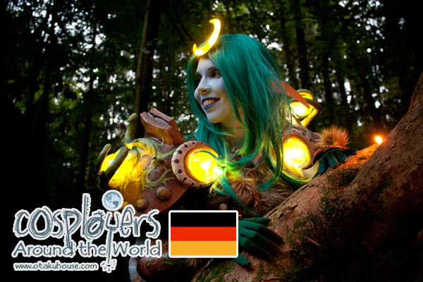 Svetlana Quindt : World of Warcraft Nightelf Druid Tier 3 Cosplay