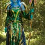 Svetlana Quindt : World of Warcraft Nightelf Druid Tier 3 Cosplay